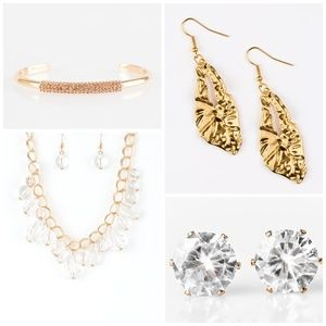 5 piece jewelry bundle